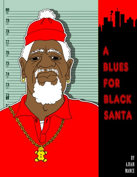 Black Santa Cover Tumblr